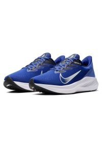 Buty męskie do biegania Nike Air Zoom Winflo 7 CJ0291. Materiał: guma, syntetyk. Szerokość cholewki: normalna. Model: Nike Zoom