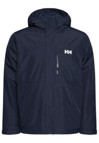 Niebieska kurtka turystyczna Helly Hansen