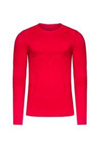 Czerwona koszulka termoaktywna Falke