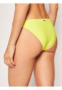 Superdry Dół od bikini W3010035A Żółty. Kolor: żółty
