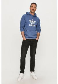 Bluza nierozpinana adidas Originals casualowa, z kapturem