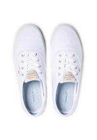 GANT - Gant Tenisówki Preptown 22538613 Biały. Kolor: biały