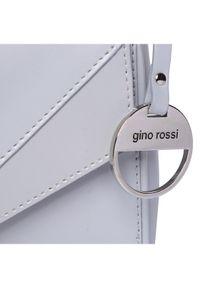Szara torebka klasyczna Gino Rossi