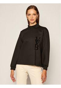 Czarna bluza Victoria Victoria Beckham