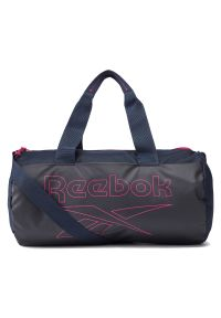 Torba sportowa Reebok Essentials Cylinder 26L GH0090. Materiał: poliester. Sport: fitness