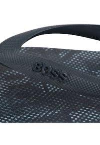 BOSS - Boss Japonki Pacific 50445726 10225972 01 Granatowy. Kolor: niebieski