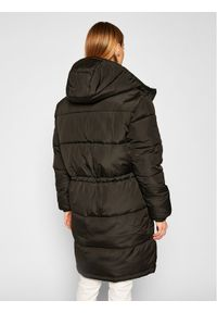 Czarna kurtka zimowa Fila