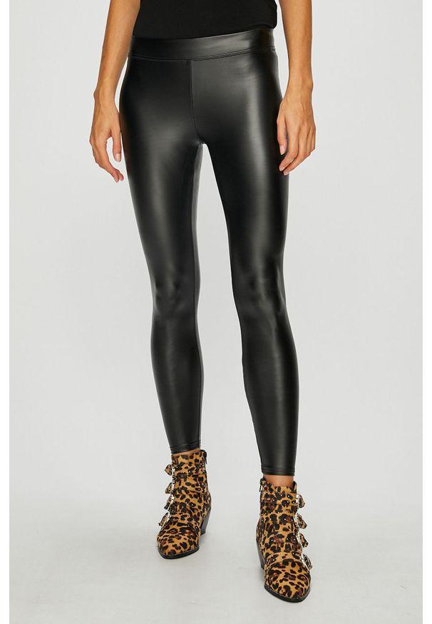 Czarne legginsy sportowe TALLY WEIJL