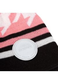 Reima - Czapka REIMA - Kohva 528665 4561. Kolor: różowy. Materiał: wełna, akryl, materiał