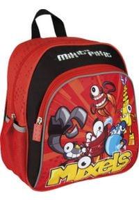 REMA Plecak MX-03 Mixels czerwony (208189). Kolor: czerwony
