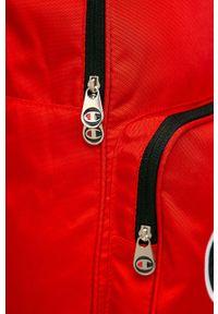 Champion - Plecak. Kolor: czerwony