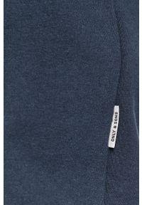 Only & Sons - Bluza. Okazja: na co dzień. Kolor: niebieski. Styl: casual #5