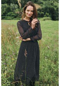 Sukienka Greenpoint z nadrukiem, elegancka #1