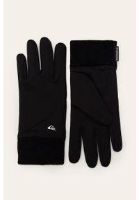 Quiksilver - Rękawiczki. Kolor: czarny