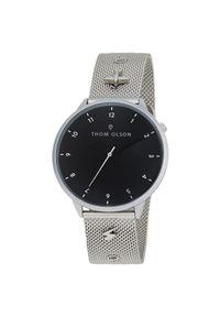 Srebrny zegarek Thom Olson