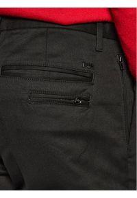 Emporio Armani Spodnie materiałowe 6G1PN6 1NHJZ 0920 Szary Regular Fit. Kolor: szary. Materiał: materiał