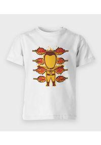 MegaKoszulki - Koszulka dziecięca Zawód superbohatera 5. Materiał: bawełna