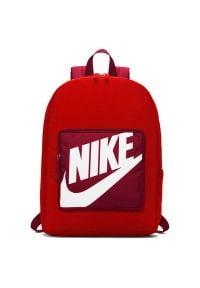 Plecak Nike Classic BA5928-657. Materiał: poliester. Styl: casual