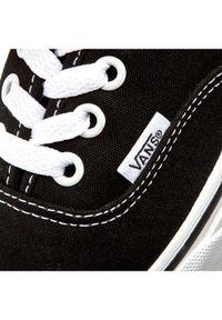Czarne trampki Vans