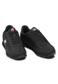 Czarne buty sportowe Le Coq Sportif z cholewką