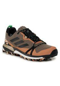 Buty do biegania Adidas Adidas Terrex, z cholewką, Gore-Tex