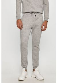 Szare spodnie dresowe Only & Sons
