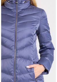 Płaszcz EA7 Emporio Armani elegancki