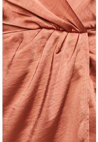 Sukienka Vila na co dzień, na ramiączkach, mini, prosta #6