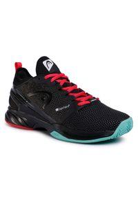 Czarne buty sportowe Head do biegania #9