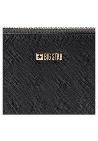 Big Star Accessories - Portfel BIG STAR HH674004 Czarny. Kolor: czarny
