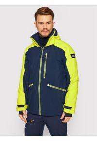 Niebieska kurtka sportowa O'Neill narciarska