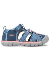 keen - Keen Sandały Seacamp II Cnx 1025153 Granatowy. Kolor: niebieski