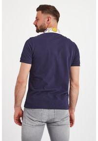 Versace Jeans Couture - POLO VERSACE JEANS COUTURE. Typ kołnierza: polo. Wzór: nadruk, jednolity. Styl: sportowy #3