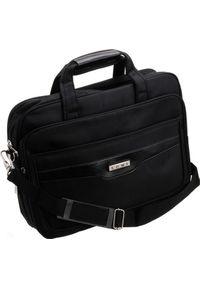 Torba Lumi LUMI duża pojemna torba na laptopa 15 sportowa uniwersalny. Styl: sportowy