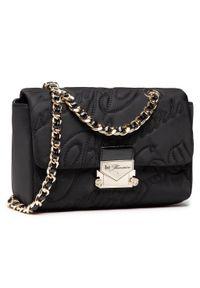 Czarna torebka klasyczna Blumarine casualowa