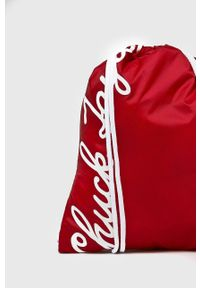 Converse - Plecak. Kolor: czerwony
