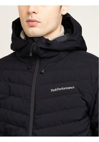 Czarna kurtka sportowa Peak Performance narciarska