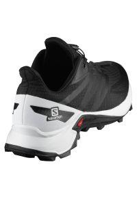 salomon - Buty do biegania męskie Salomon Supercross L41106800. Okazja: na co dzień. Zapięcie: sznurówki. Materiał: materiał. Szerokość cholewki: normalna. Model: Salomon Speedcross. Sport: bieganie