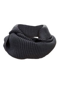 Szary szalik Pako Jeans na zimę