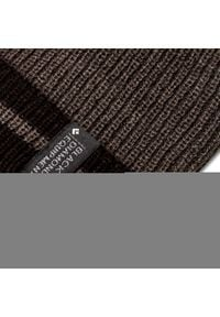 Black Diamond - Czapka BLACK DIAMOND - AP721025 9039. Kolor: szary. Materiał: akryl, materiał