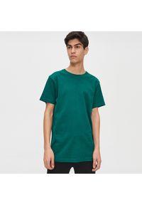 Brązowy t-shirt Cropp