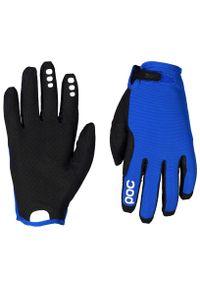 POC Rękawice rowerowe Resistance Enduro Blue