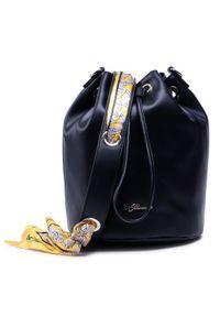 Czarna torebka Blumarine