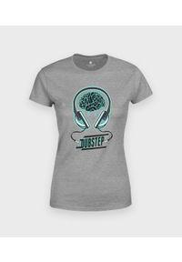 MegaKoszulki - Koszulka damska Dubstep Brainstorm. Materiał: bawełna
