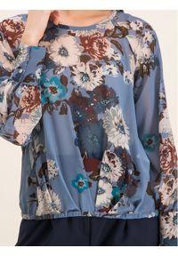 iBlues Bluzka 71161796 Niebieski Regular Fit. Kolor: niebieski #6