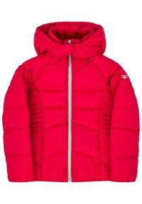 Czerwona kurtka Mayoral na zimę