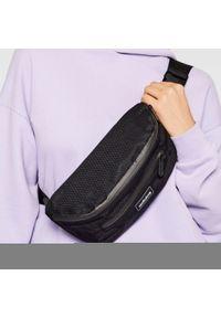 Adidas - Saszetka nerka adidas - Urban Waistbag GN2051 Black/Black/Black. Kolor: czarny. Materiał: materiał