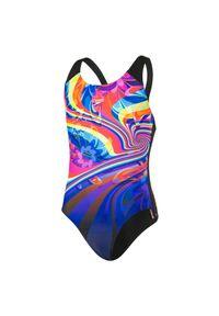 Strój kąpielowy dla dzieci na basen Speedo Digital Spashback 807386. Materiał: tkanina, materiał