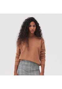 Beżowa bluza Sinsay