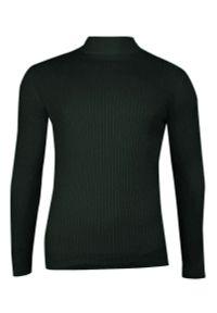 Zielony sweter Brave Soul elegancki, na zimę